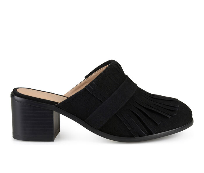 Women's Journee Collection Evelyn Mules