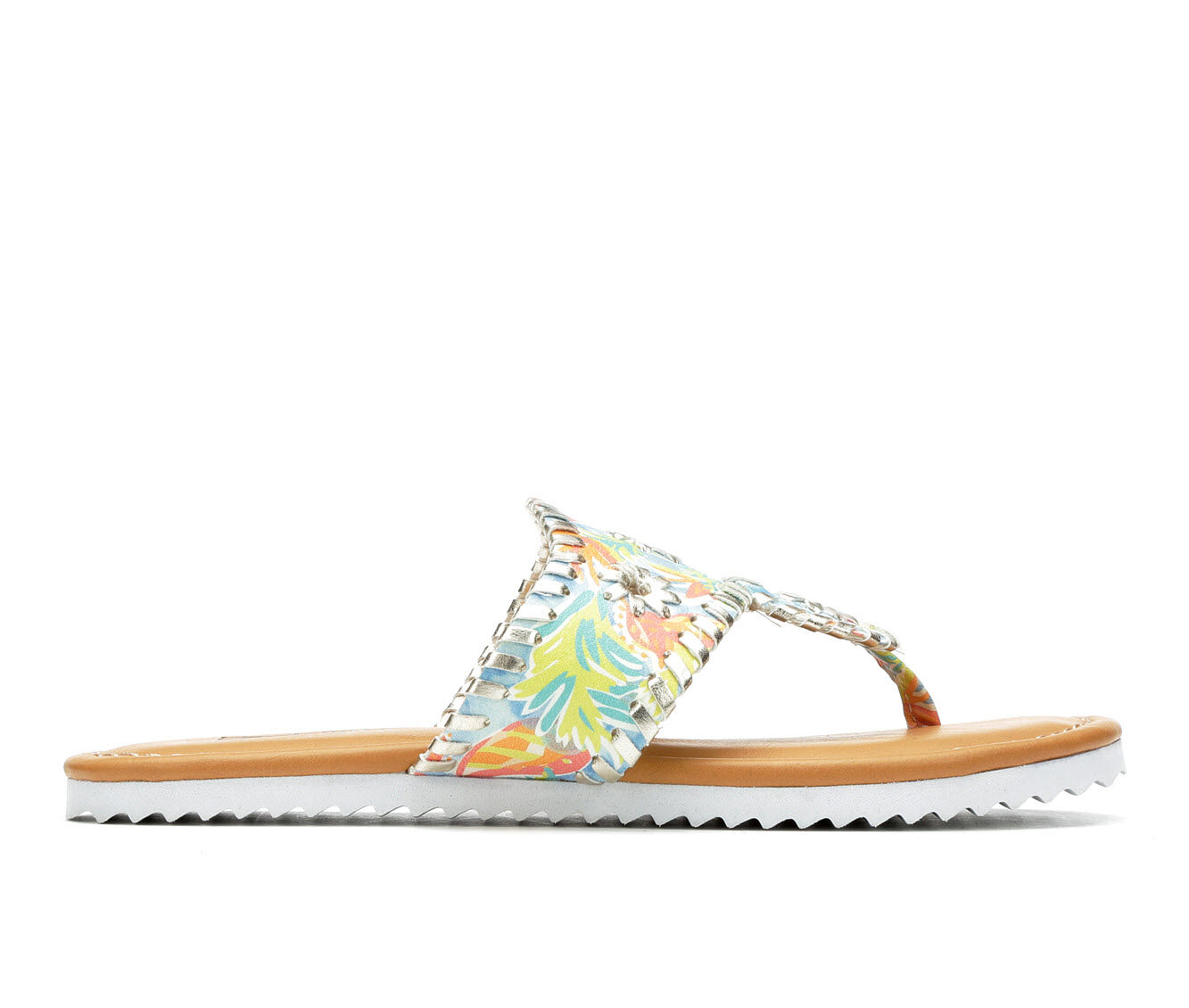First Choice Women's Y-Not Cristyl Sandals Multi Tropical