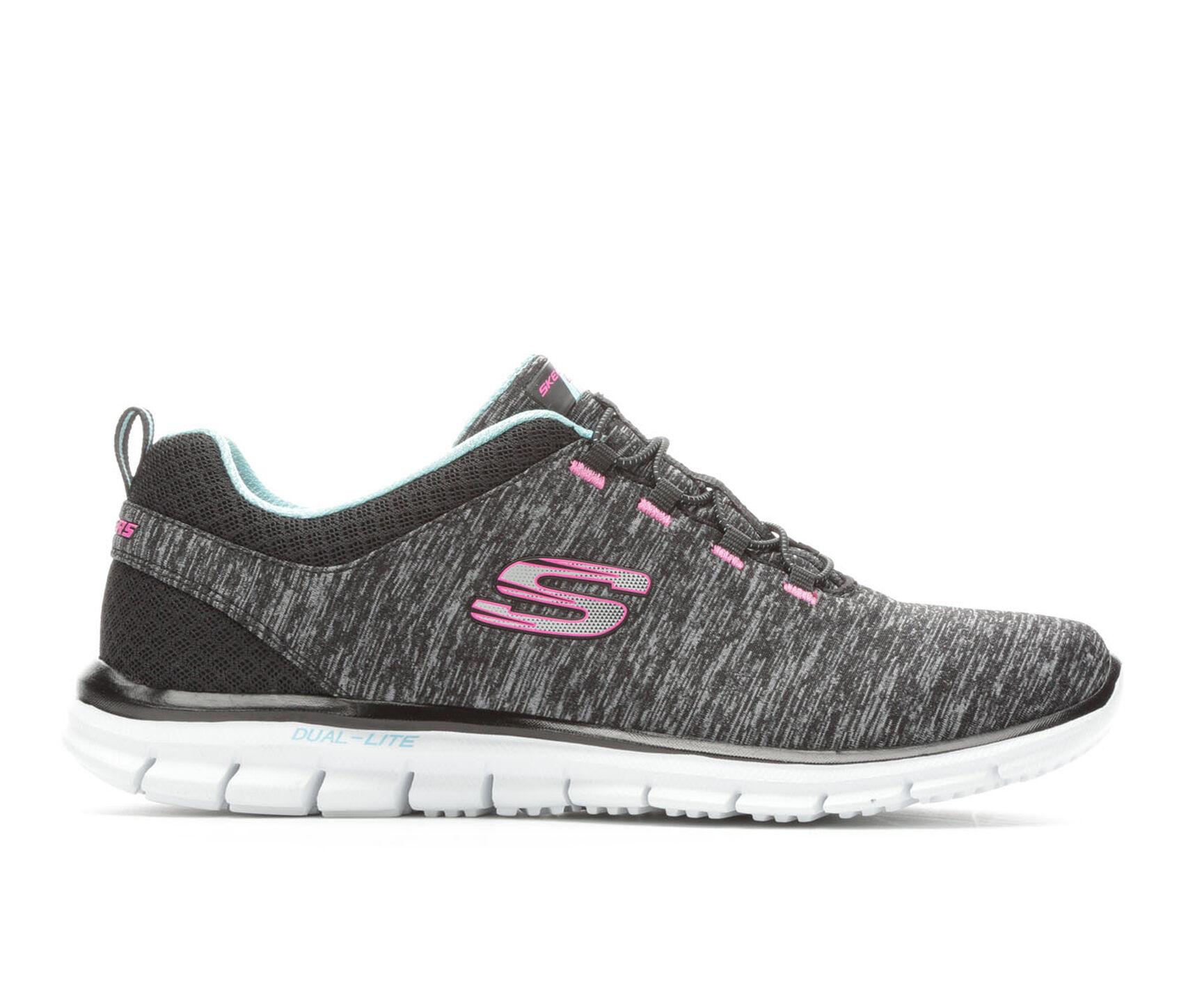 Womens Skechers Electra 22877 Slip On Sneakers Shoe