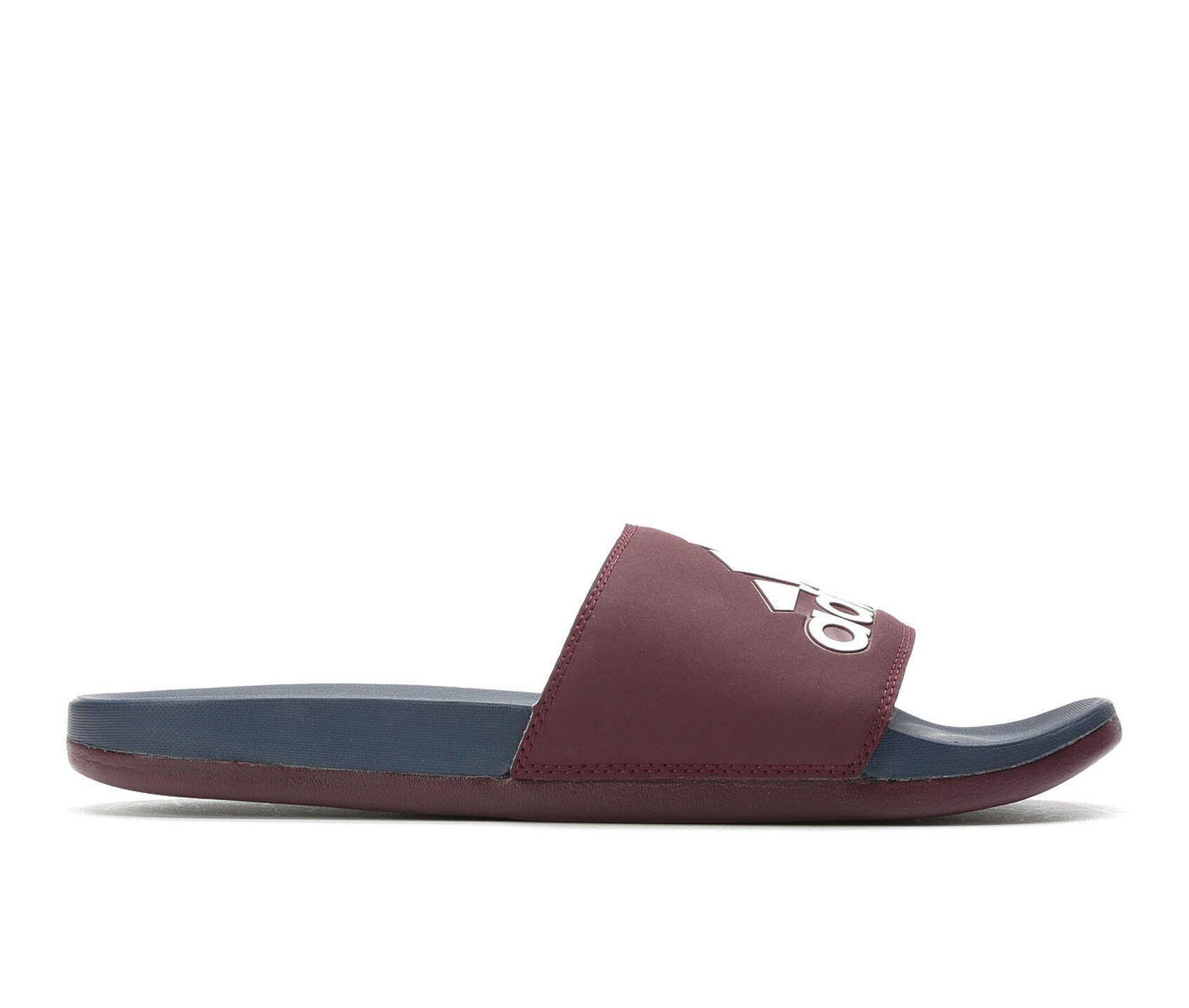 buy popular 192ec 7f8d4 Adilette Cloudfoam + Logo Slide Sport Slides. Previous Sandals Slides Blue  - Adidas Performance Adilette Cloudfoam Plus .