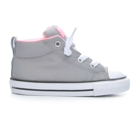 Girls' Converse Infant Chuck Taylor All Star St Mid Sneakers