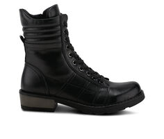 Women's SPRING STEP Cynala Combat Boots