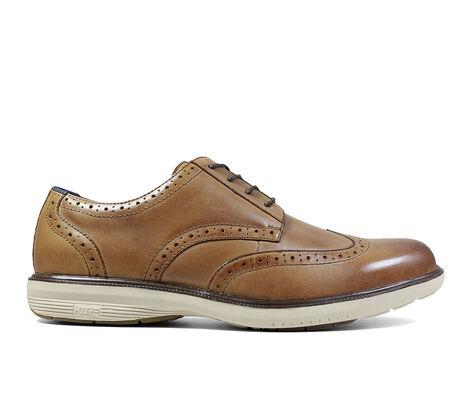 Men's Nunn Bush Maclin Street Wingtip Oxford Dress Shoes