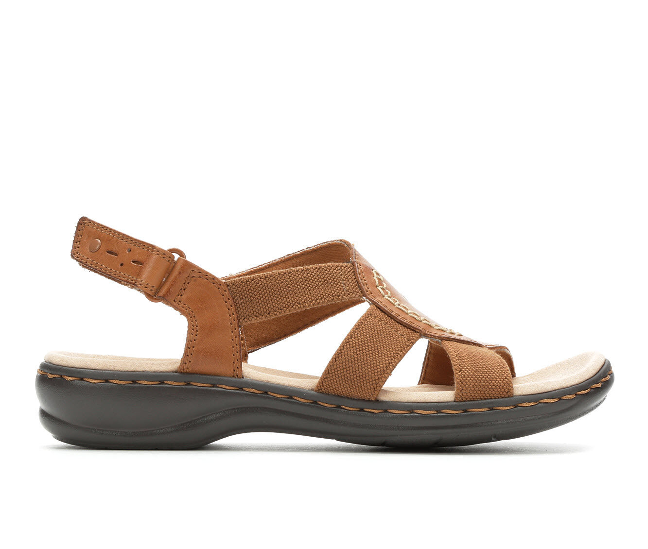 Women's Clarks Leisa Joy Sandals Tan