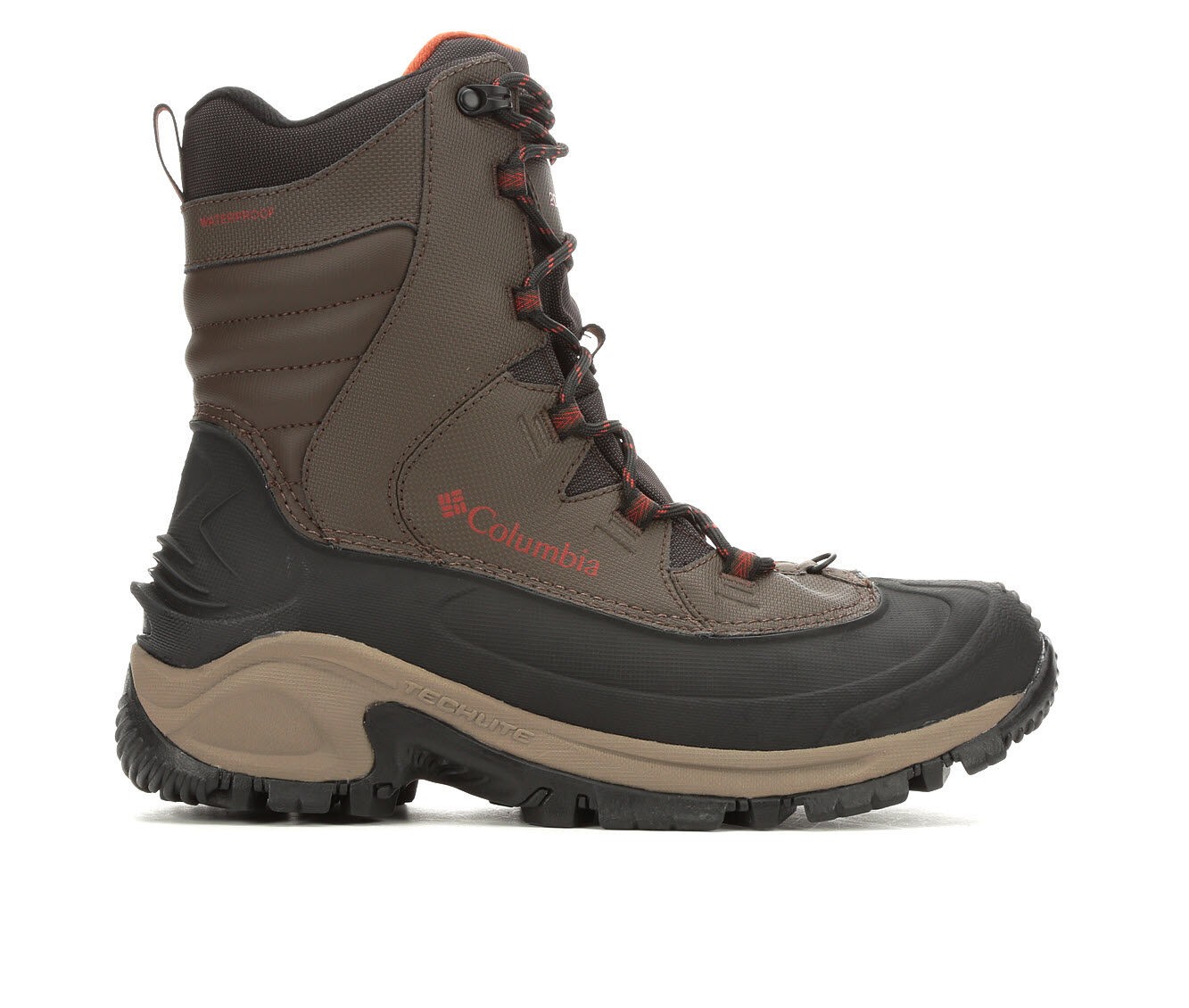 choose authentic Men's Columbia Bugaboot III Winter Boots Cordo/Rust