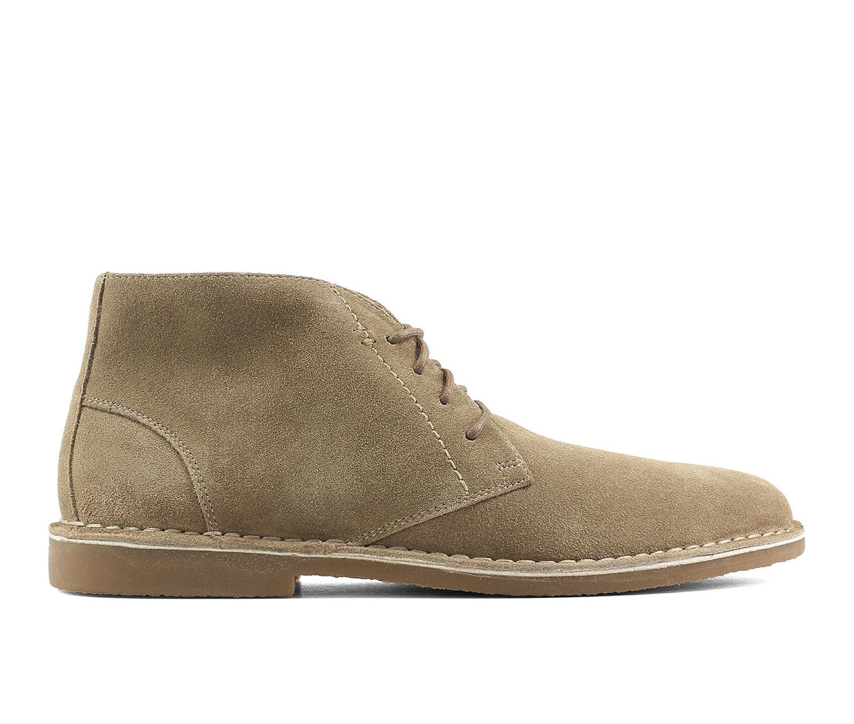 69a308cd323 Men's Nunn Bush Galloway Plain Toe Chukka Boots