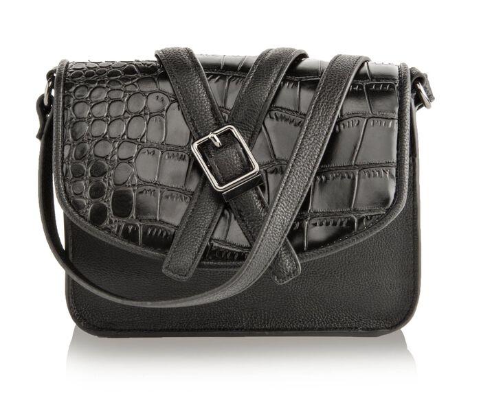 Madden Girl Handbags Buckl Crossbody