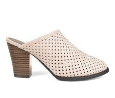 Women's Journee Collection Verdi Mule Heels