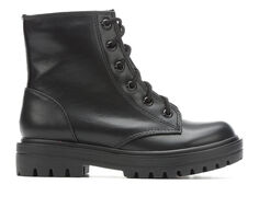 Girls' Unr8ed Little Kid & Big Kid Firm Combat Boots