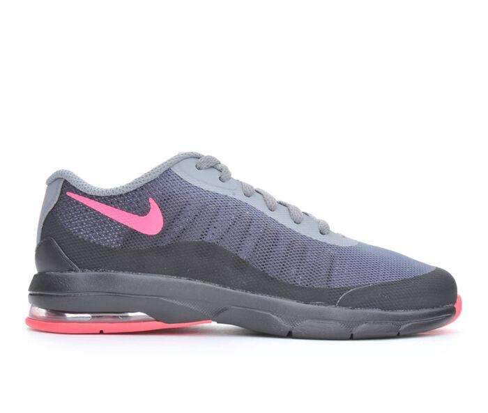 Girls' Nike Air Max Invigor 10.5-3 Running Shoes
