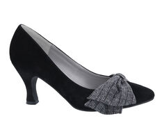 Women's Bellini Charm Plaid Pumps