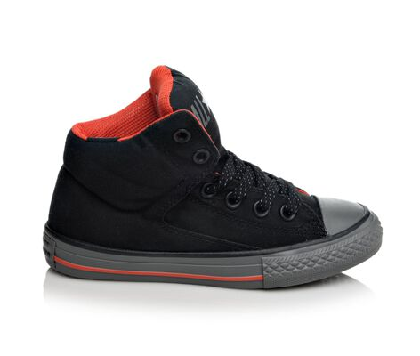 Boys' Converse Chuck Taylor Hi Street Hi Shield Canvas Sneakers