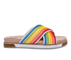 Women's Jane And The Shoe Juniper Flatform Sandals
