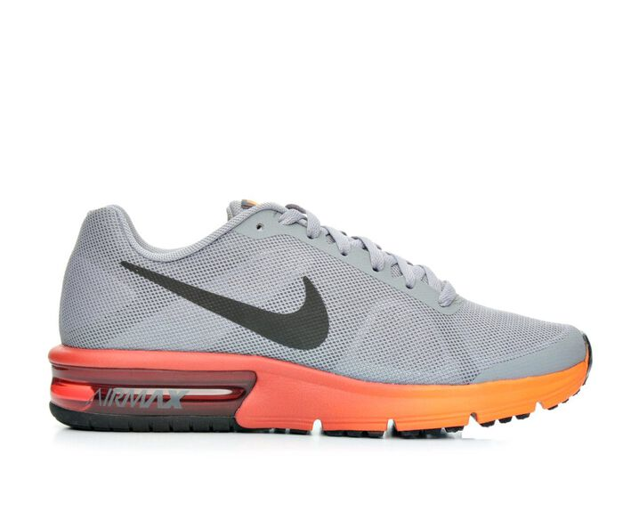 Boys' Nike Air Max Sequent 3.5-7 Running Shoes