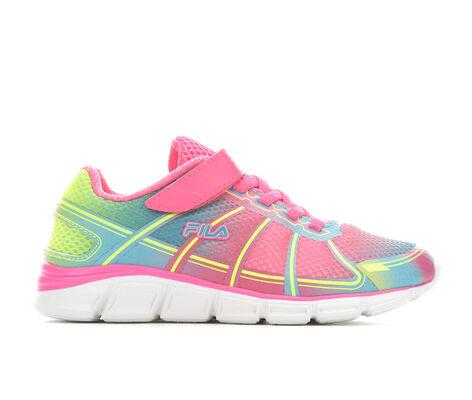 Girls' Fila SpeedGlide 3 Strap Running Shoes