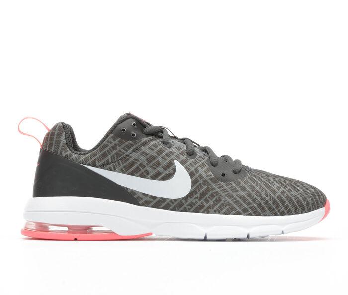 Girls' Nike Air Max Motion Low Print 10.5-3 Sneakers