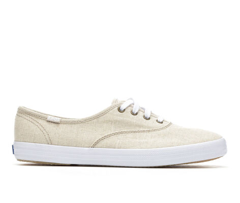 Women's Keds Champion Linen Sneakers
