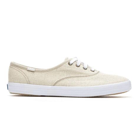 Women's Keds Champion Linen Sneakers