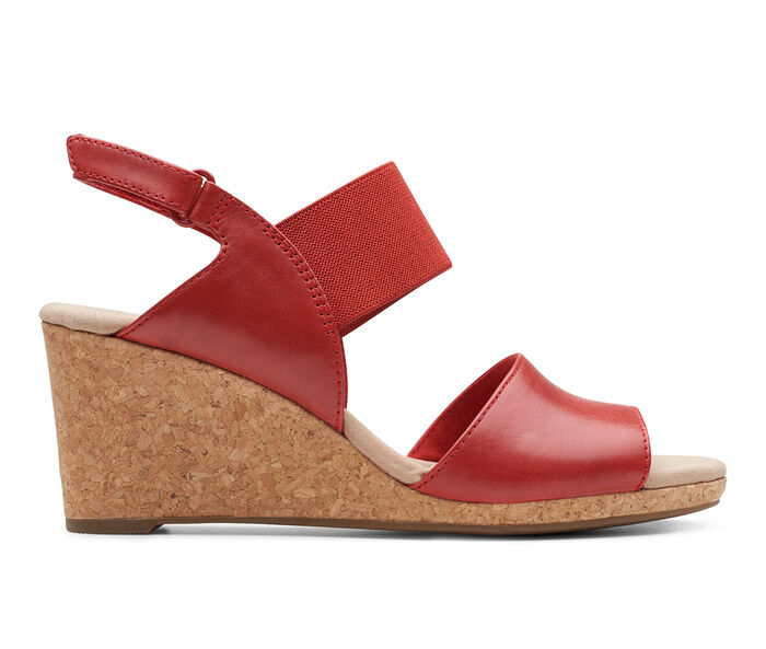 Women's Clarks Lafley Lily Wedges