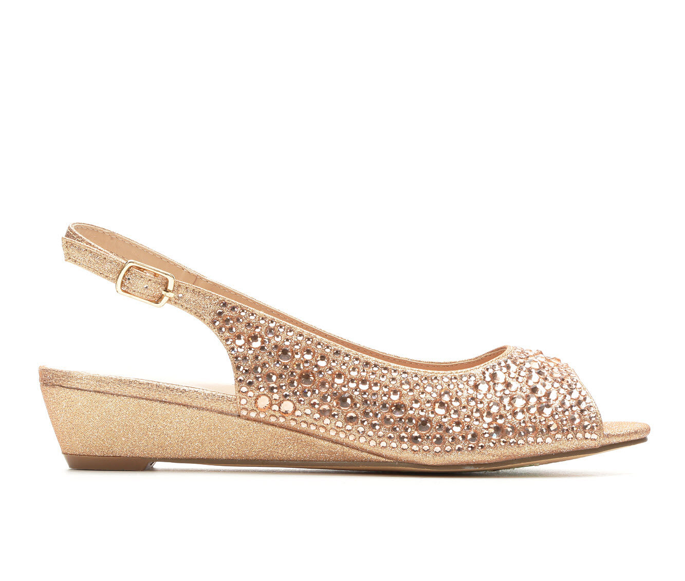 Good Quality Women's LLorraine Justine Special Occasion Shoes Rose Gold