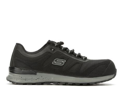 Men's Skechers Work Bulklin 77180 Work Shoes