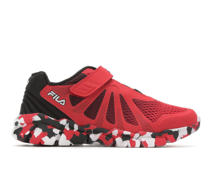 Boys' Fila Fraction 2 Strap Running Shoes