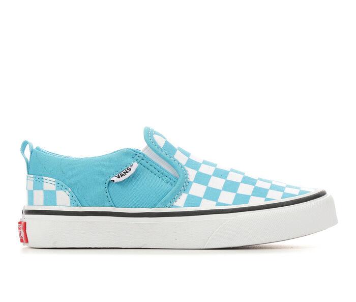 Kids' Vans Little Kid & Big Kid Asher Slip-On Skate Shoes
