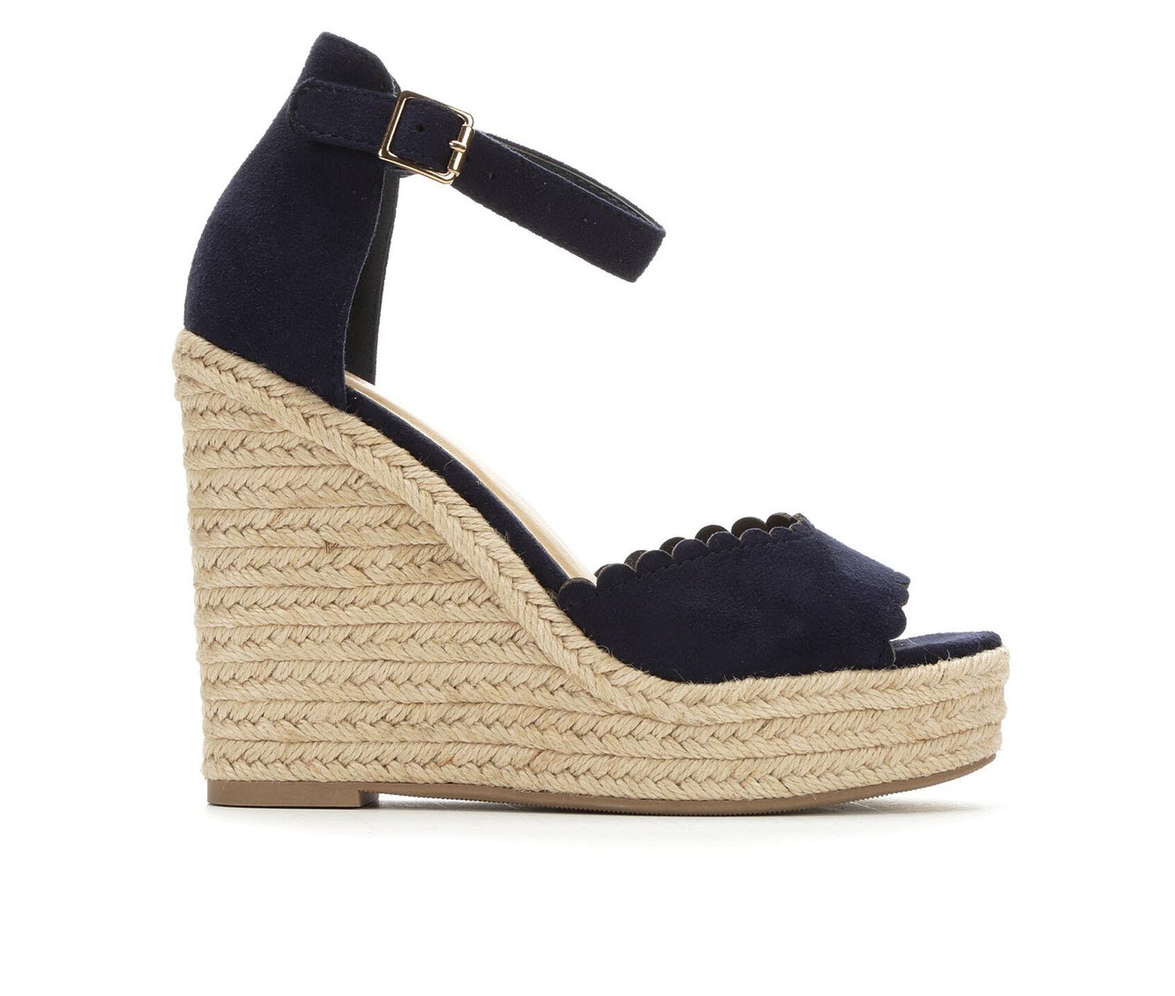 8d75438691c Women's Y-Not Herald Wedge Sandals