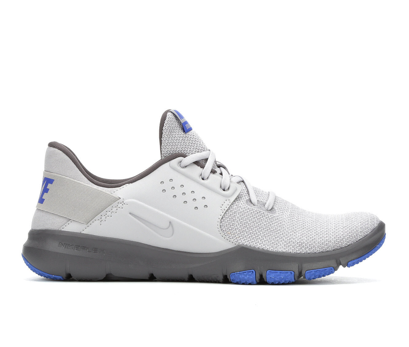 find cheapest Men's Nike Flex Control TR3 Training Shoes Gy/Dk Gy/Bl 003