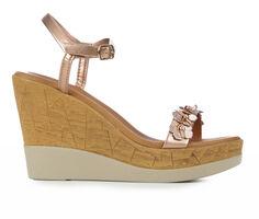 Women's Italian Shoemakers Kiss Wedges