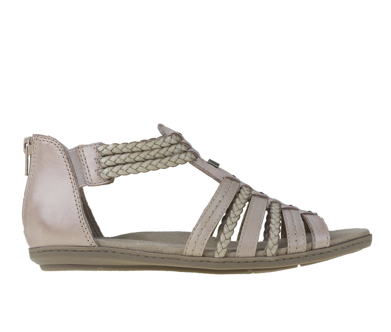 Women's Earth Origins Belle Blaine Sandals Dusty Pink