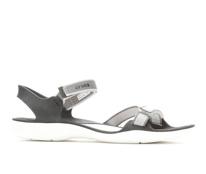 Women's Crocs Swiftwater Webbing Sport Sandals