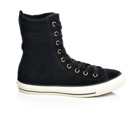 Women's Converse Chuck Taylor Hi Rise Suede Sneakers