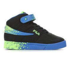 Boys' Fila Little Kid & Big Kid Vulc 13 Splat Sneakers