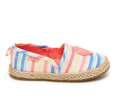 Girls' Carters Infant & Toddler & Little Kid Ari Slip-On Shoes