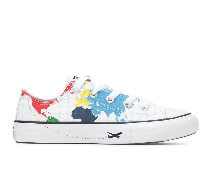 Boys' Converse Little Kid & Big Kid CTAS Geography Ox Sneakers