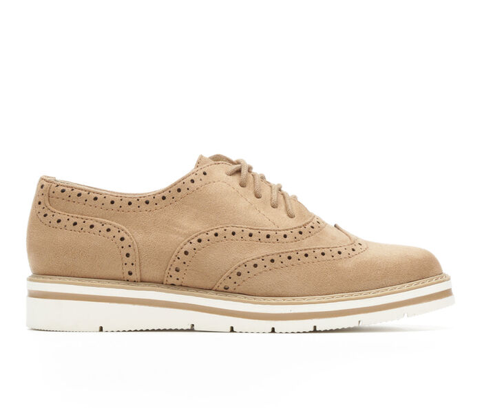 Women's Soda Casino Wingtip Oxfords