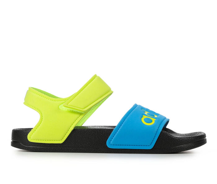 Boys' Adidas Toddler & Little Kid & Big Kid Adilette Sport Sandals