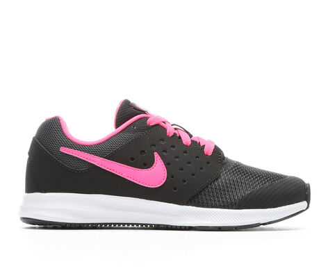 Girls' Nike Downshifter 7 10.5-3 Running Shoes