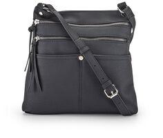 Vintage 7 Eight Lennox Crossbody Handbag