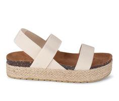 Women's Wanted Bondi Espadrille Flatform Sandals