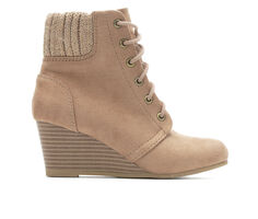 Girls' Y-Not Little Kid & Big Kid Lexie Wedge Boots