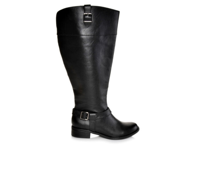 Women's Solanz Gretchen Wide Calf Riding Boots