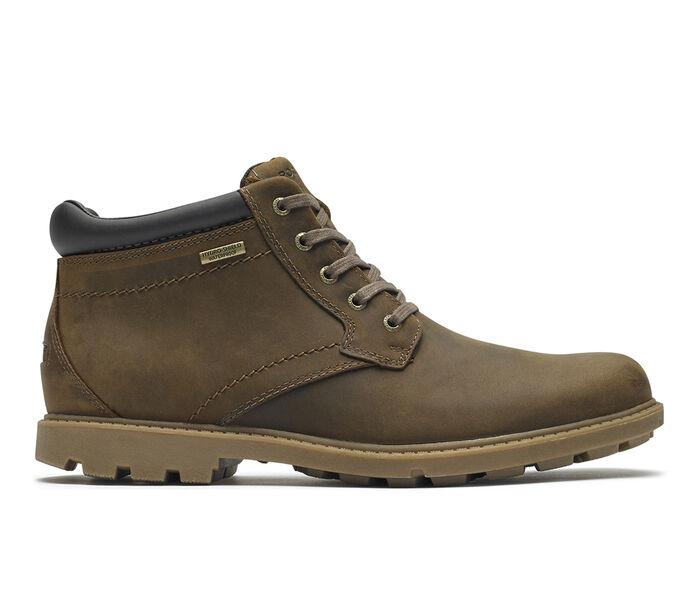 Men's Rockport Rugged Bucks Waterproof Boots