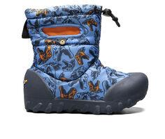 Boys' Bogs Footwear Toddler & Little Kid B-Moc Cool Dinos Dinosaur Winter Boots