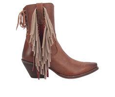 Women's Dingo Boot Fringe Benefits Western Boots