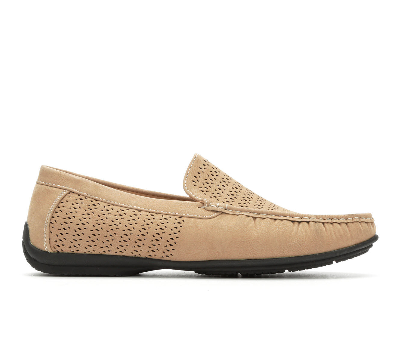 Cost Charm Men's Stacy Adams Cicero Loafers Taupe