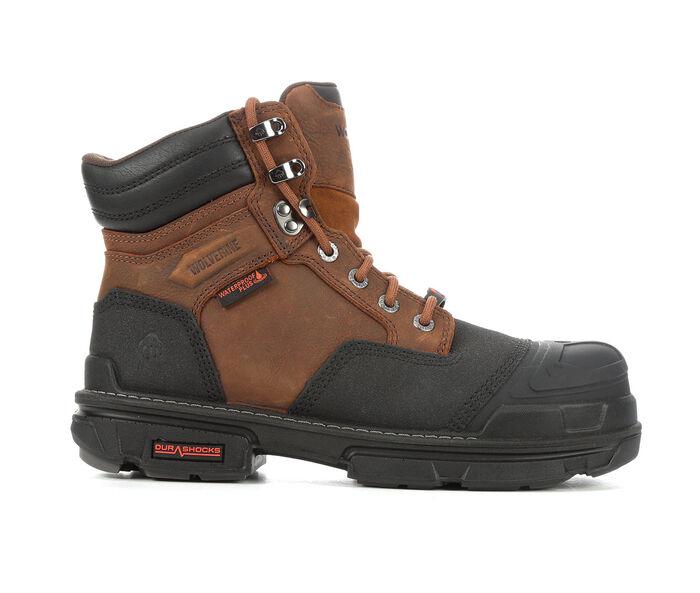 Men's Wolverine Yukon Durashock Work Boots