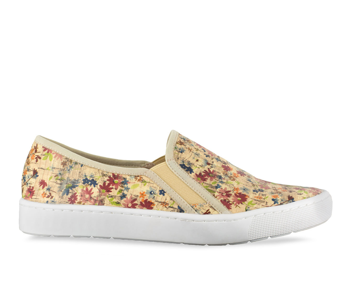 Women's Easy Street Plaza Sneakers Floral Cork