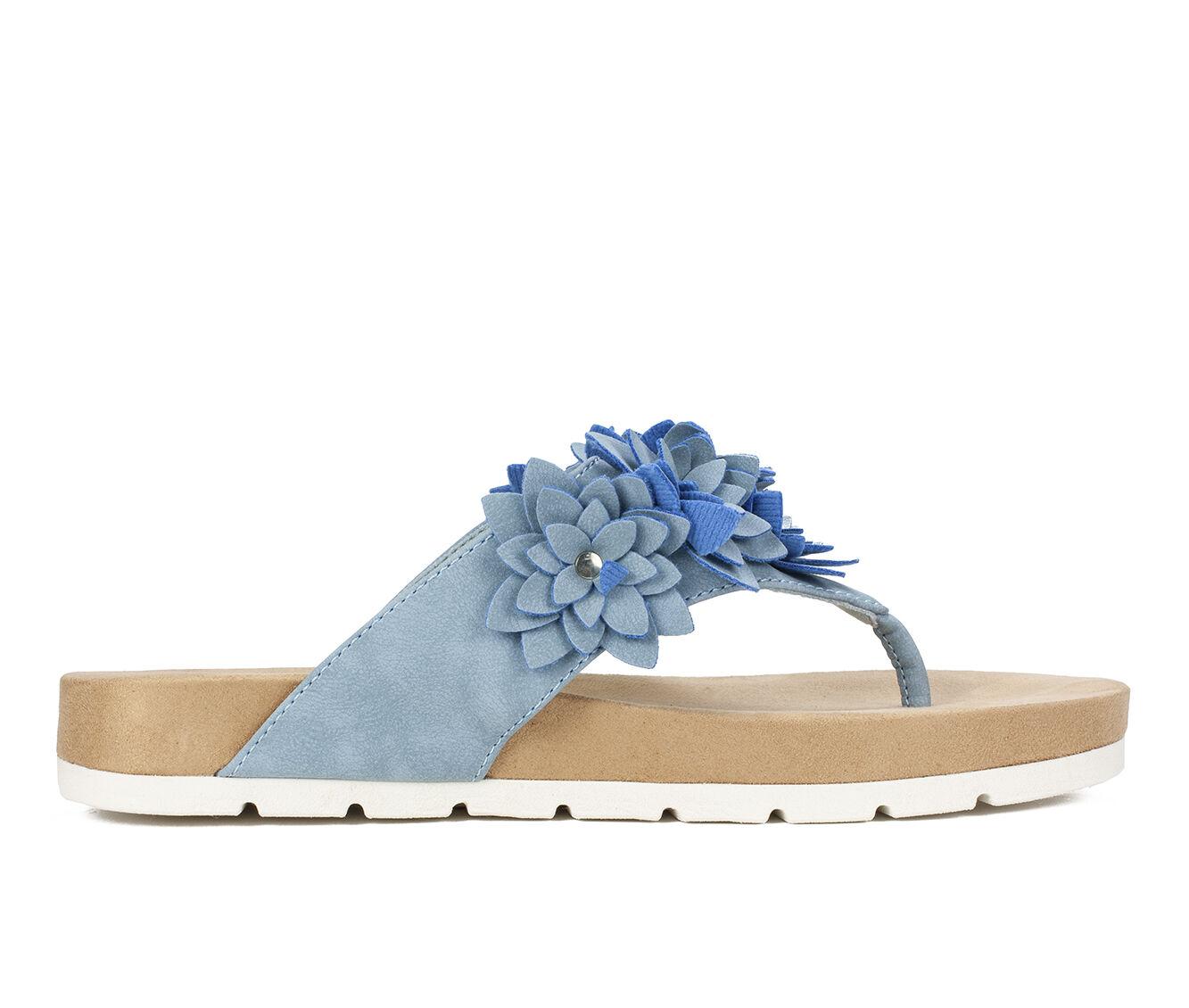 Women's Cliffs Terris Sandals Light Blue